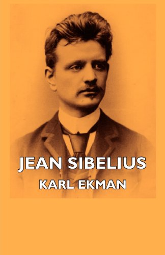 Jean Sibelius Kindle Edition